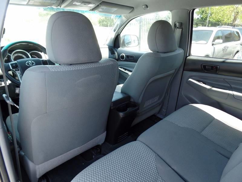 2015 Toyota Tacoma 4x2 PreRunner V6 4dr Double Cab 5.0 ft SB 5A - Houston TX