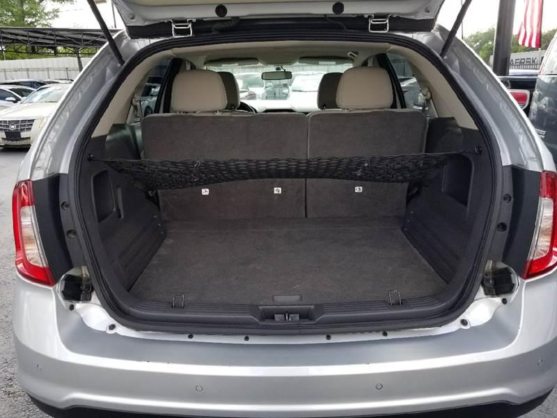 2012 Ford Edge SE 4dr Crossover - Houston TX