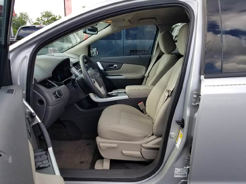 2012 Ford Edge SE 4dr SUV - Houston TX