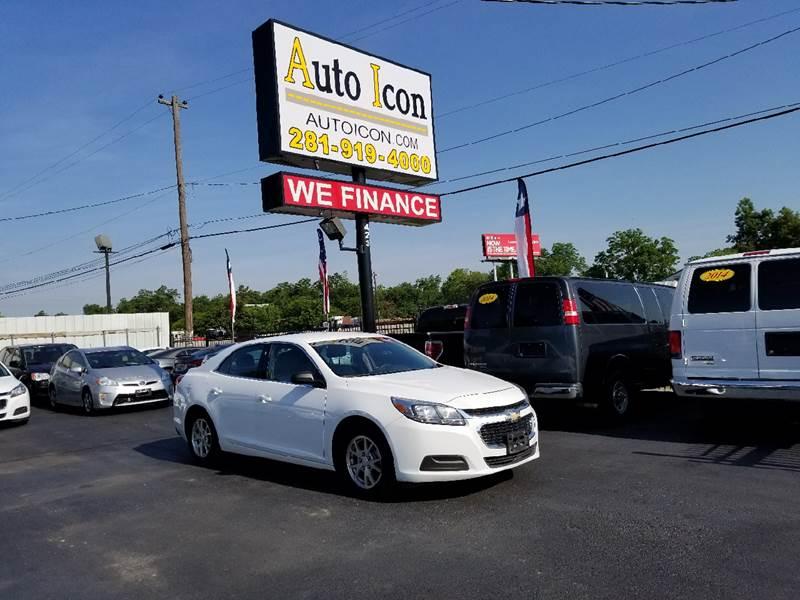 2014 Chevrolet Malibu LS Fleet 4dr Sedan - Houston TX