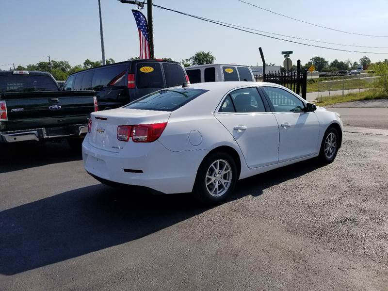 2014 Chevrolet Malibu LS Fleet 4dr Sedan - Houston TX