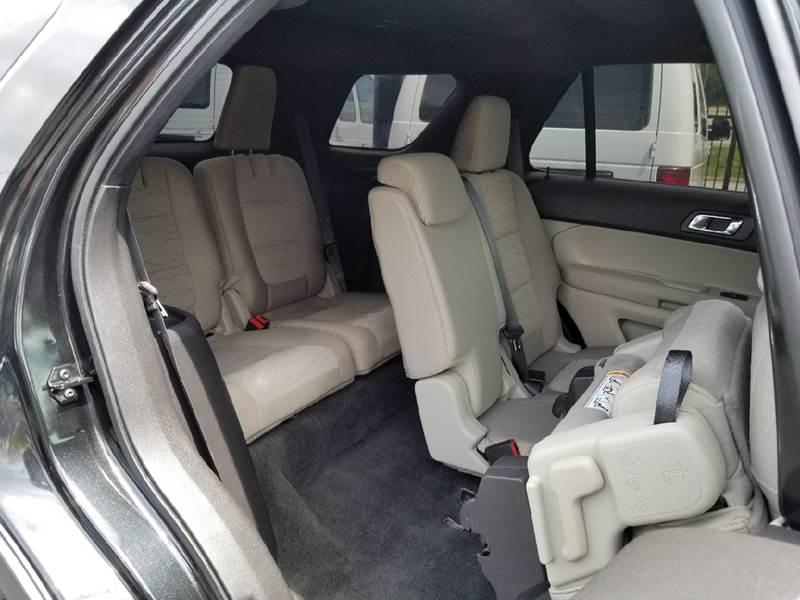 2011 Ford Explorer AWD 4dr SUV - Houston TX