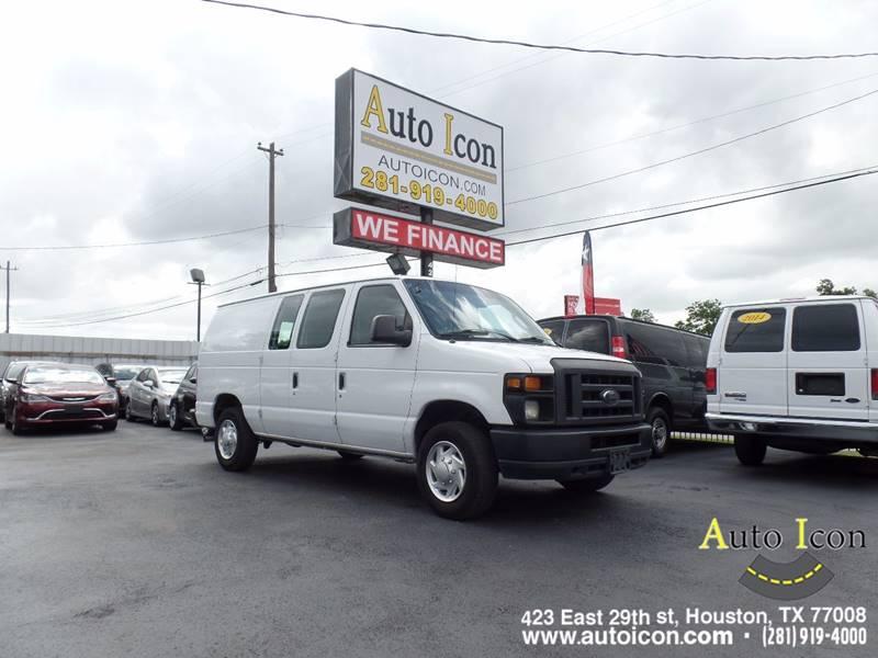 2014 Ford E-Series Cargo E-150 3dr Cargo Van - Houston TX