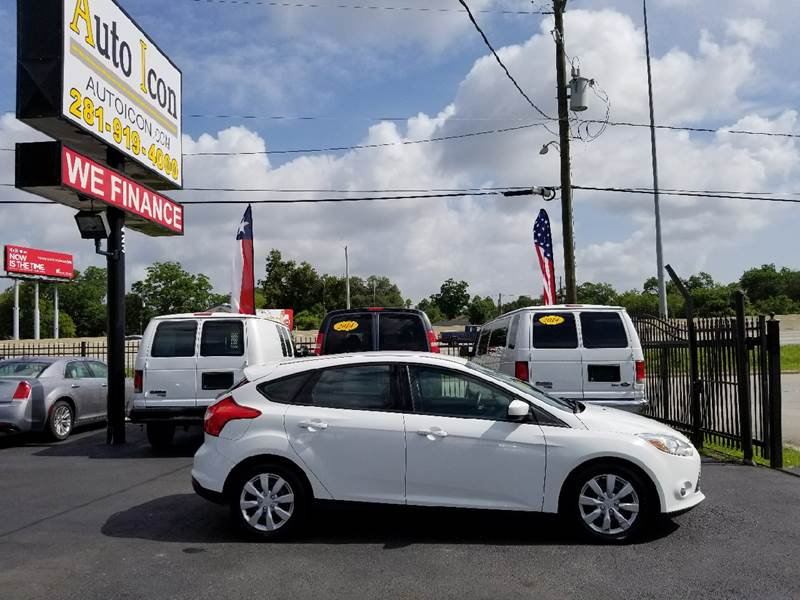2012 Ford Focus SE 4dr Hatchback - Houston TX