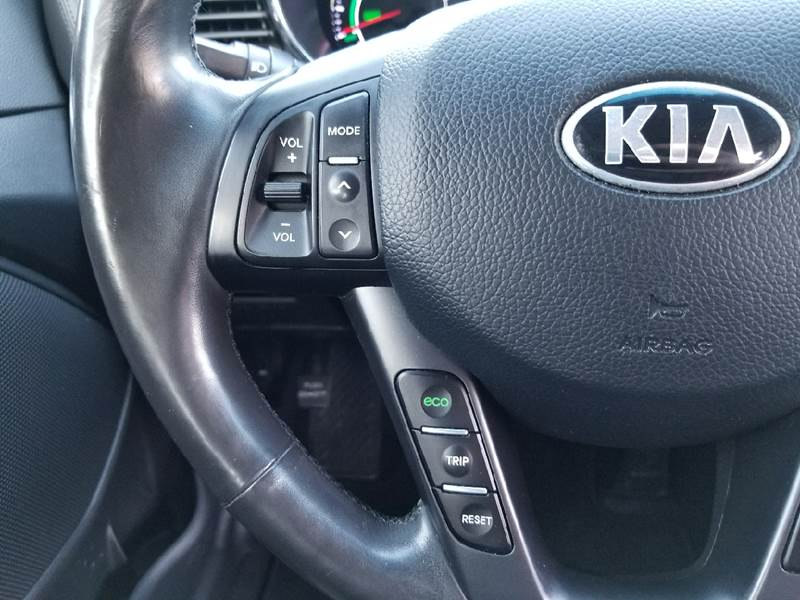 2013 Kia Optima Hybrid EX 4dr Sedan - Houston TX
