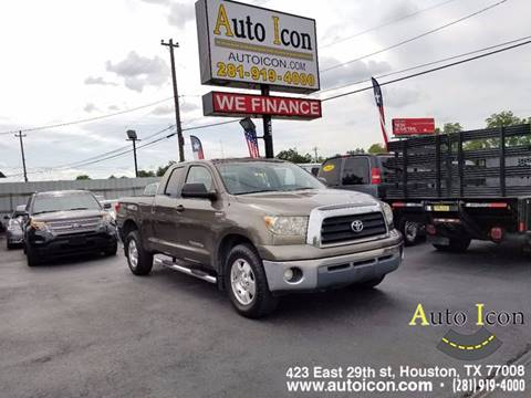 2007 Toyota Tundra for sale in Houston, TX