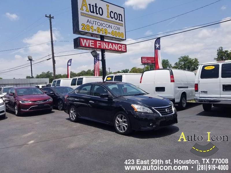 2014 Nissan Sentra SR 4dr Sedan - Houston TX