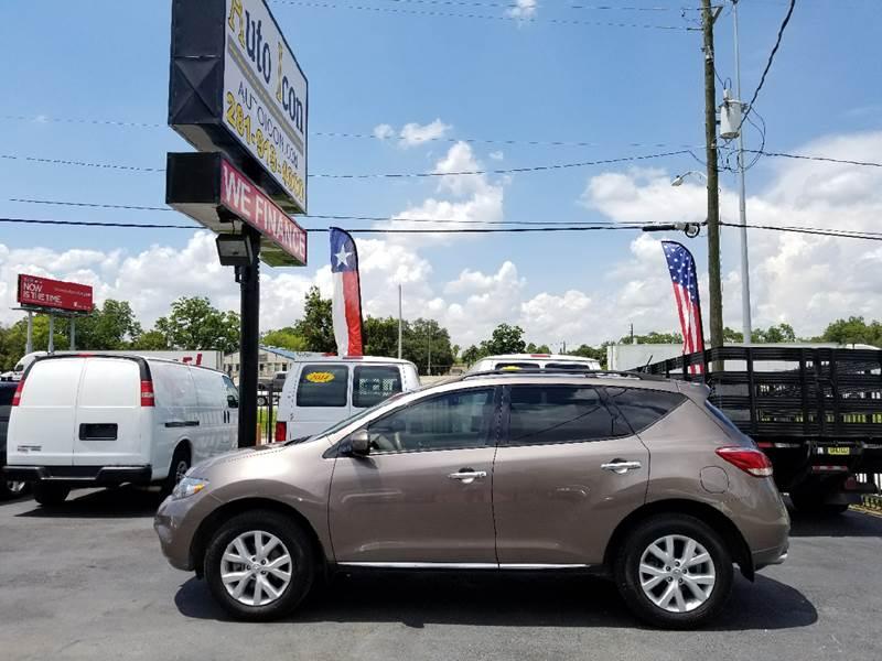 2013 Nissan Murano SV 4dr SUV - Houston TX