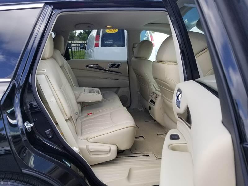 2014 Infiniti QX60 4dr SUV - Houston TX