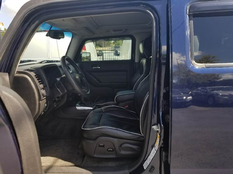 2008 HUMMER H3 4x4 4dr SUV - Houston TX