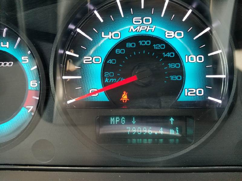 2010 Ford Fusion SE 4dr Sedan - Houston TX