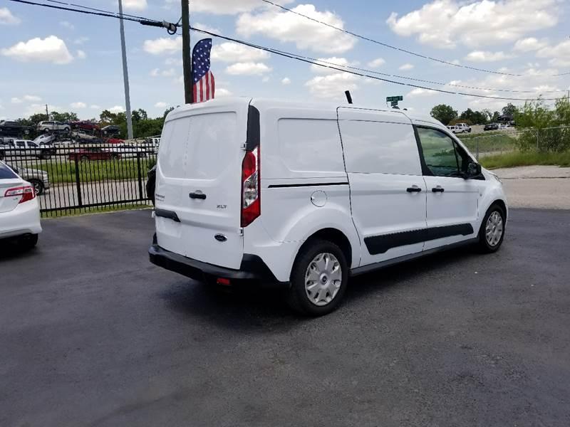 2014 Ford Transit Connect Cargo XLT 4dr LWB Cargo Mini-Van w/Rear Cargo Doors - Houston TX