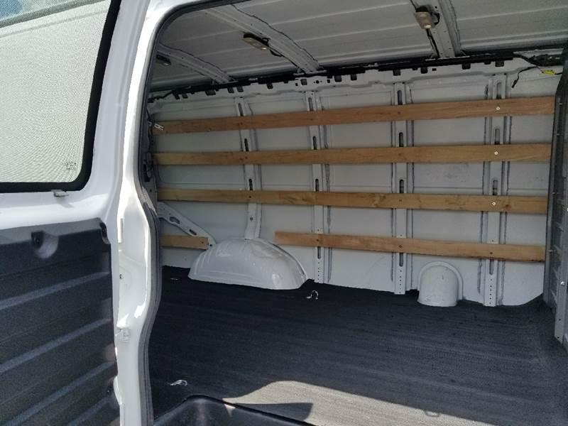 2016 GMC Savana Cargo 2500 3dr Cargo Van w/1WT - Houston TX