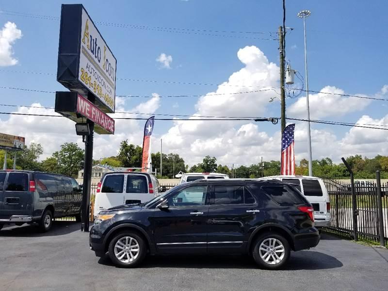 2013 Ford Explorer XLT 4dr SUV - Houston TX