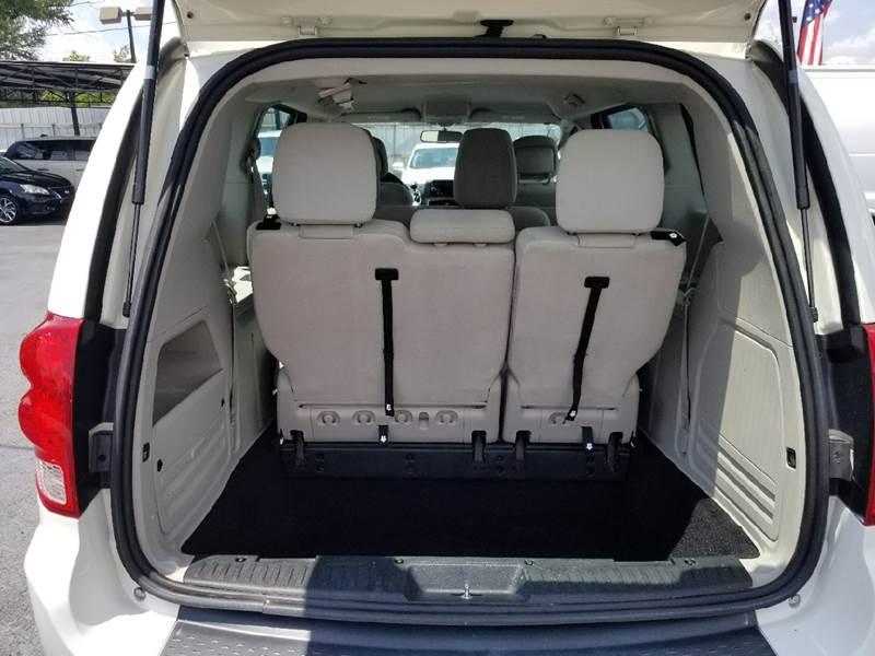 2013 Dodge Grand Caravan American Value Package 4dr Mini-Van - Houston TX