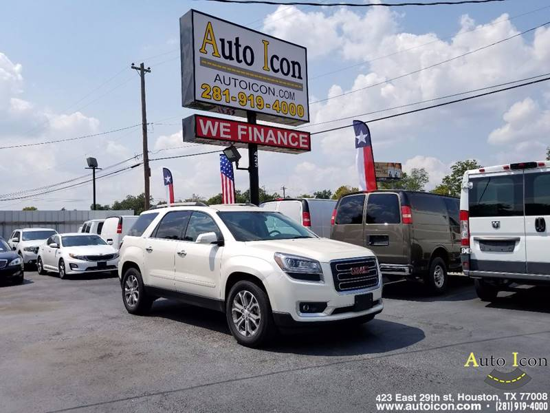 for gmc sales details nj at sale magnum inventory auto in acadia slt irvington