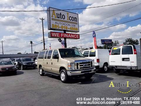 2013 Ford E-Series Wagon for sale in Houston, TX