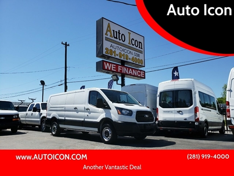 0946b43935 2019 Ford Transit Cargo for sale in Houston