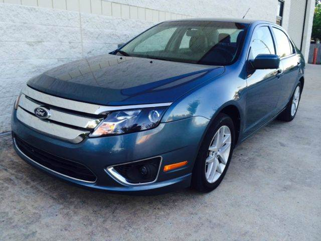 2012 Ford Fusion for sale at Auto Icon in Houston TX