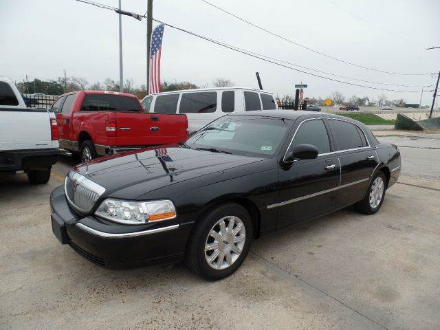 2011 Lincoln Town Car In Houston Tx Auto Icon