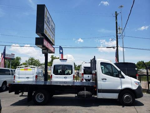 2019 Mercedes-Benz Sprinter Cab Chassis for sale in Houston, TX