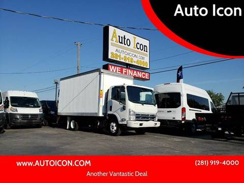 2012 Isuzu NPR-HD for sale in Houston, TX