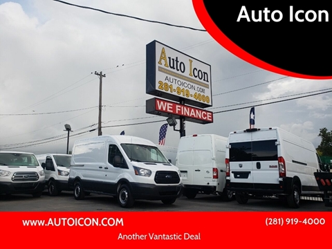 2018 Ford Transit Cargo for sale in Houston, TX