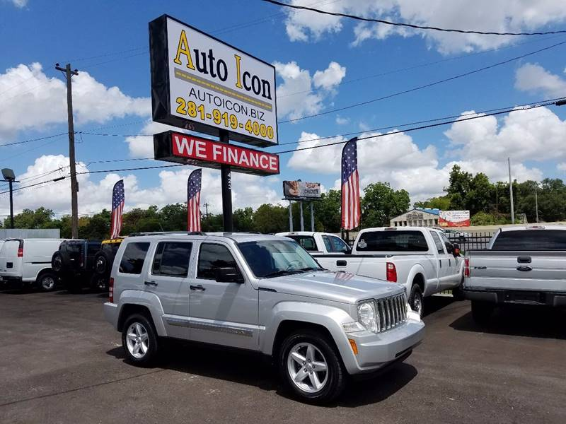 2012 Jeep Liberty For Sale At Auto Icon In Houston TX
