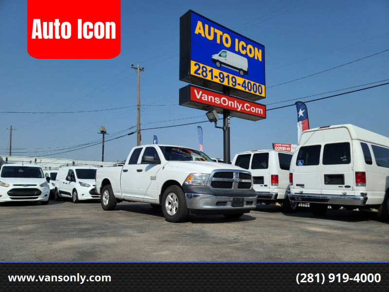 2018 RAM Ram Pickup 1500 for sale at Auto Icon in Houston TX