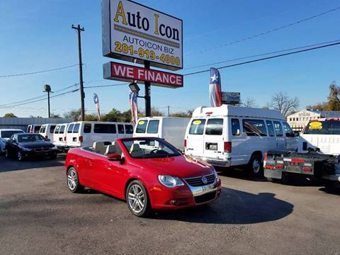2010 Volkswagen Eos for sale in Houston, TX