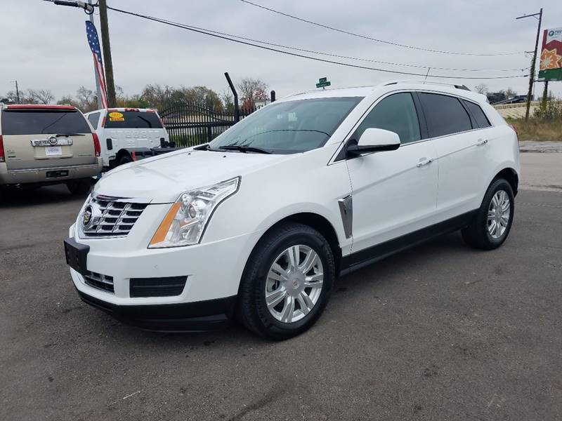 2015 cadillac srx luxury collection in houston tx auto icon. Black Bedroom Furniture Sets. Home Design Ideas