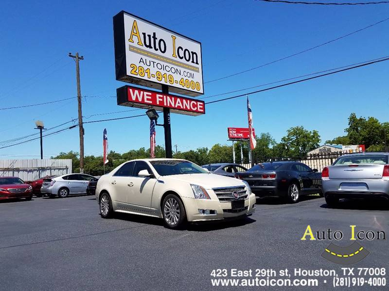 2010 Cadillac Cts 3 0l V6 Performance In Houston Tx Auto Icon