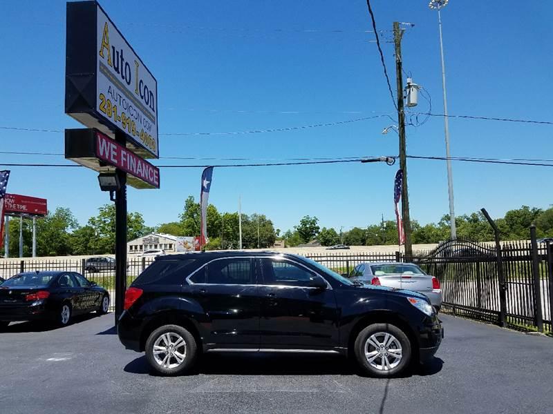 2013 Chevrolet Equinox LS 4dr SUV - Houston TX