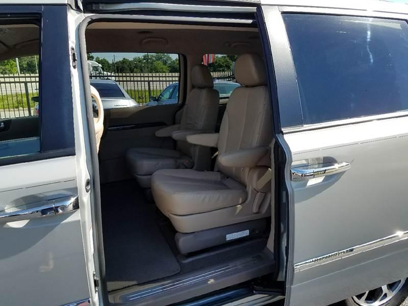 2014 Kia Sedona EX 4dr Mini-Van LWB - Houston TX