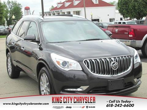 2017 Buick Enclave for sale in Mount Vernon, IL