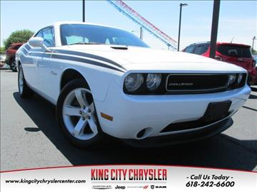 2011 Dodge Challenger for sale in Mount Vernon, IL