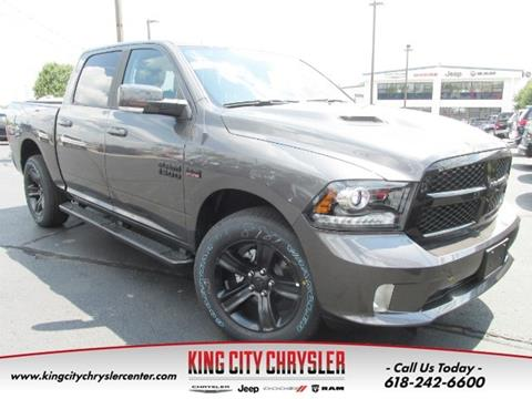 2017 RAM Ram Pickup 1500 for sale in Mount Vernon, IL
