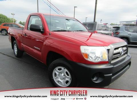 2010 Toyota Tacoma for sale in Mount Vernon, IL
