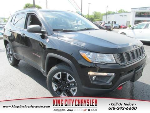 2017 Jeep Compass for sale in Mount Vernon, IL