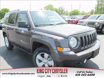 2016 Jeep Patriot for sale in Mount Vernon, IL