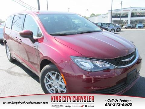 2017 Chrysler Pacifica for sale in Mount Vernon, IL