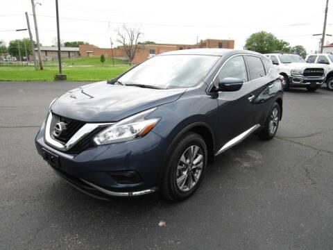 2015 Nissan Murano for sale at Ford Square of Mt. Vernon in Mount Vernon IL