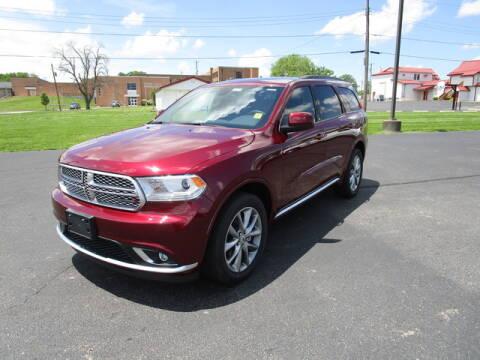 2020 Dodge Durango SXT Plus for sale at Ford Square of Mt. Vernon in Mount Vernon IL