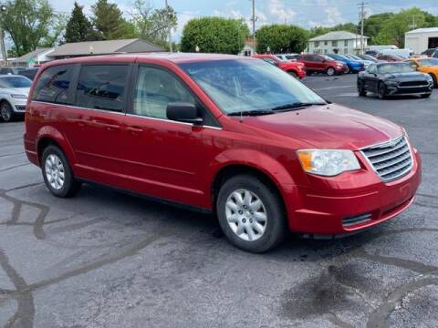 2009 Chrysler Town and Country LX for sale at Ford Square of Mt. Vernon in Mount Vernon IL