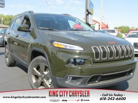 2017 Jeep Cherokee for sale in Mount Vernon, IL