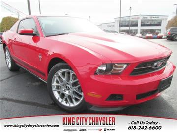 2012 Ford Mustang for sale in Mount Vernon, IL