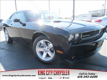 2009 Dodge Challenger for sale in Mount Vernon, IL