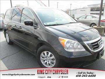 2010 Honda Odyssey for sale in Mount Vernon, IL