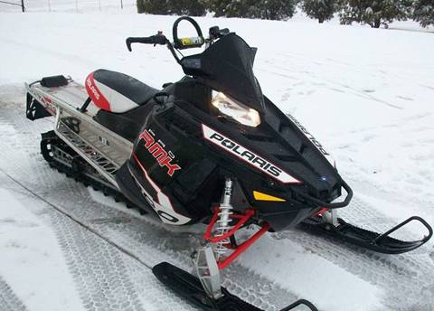 2012 Polaris 800 PRO RMK 155 for sale in Cascade, IA