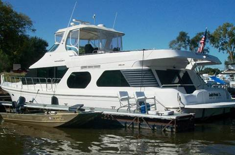 2007 Bluewater Yachts 65 Legacy for sale in Cascade, IA